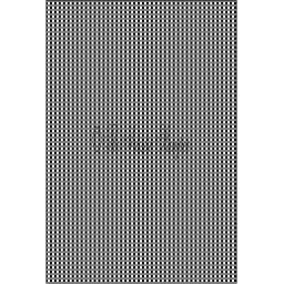Gingham Background size A6 ( cut and mounted on cling cushioning )