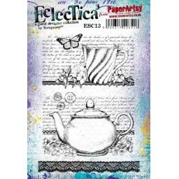 PaperArtsy - E³ Scrapcosy 13 (A5 set, trimmed, on EZ