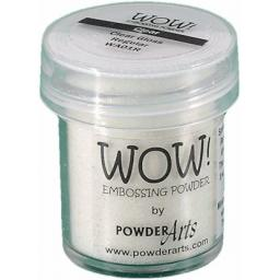 WOW! Embossing Powder Clear Gloss Superfine 15ml