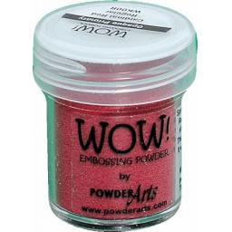 WOW! Embossing Powder Primary Cardinal Red 15ml