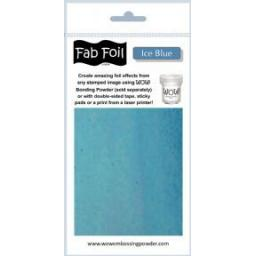 WOW! Fab Foil Ice Blue