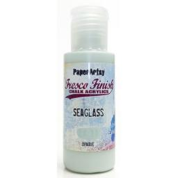 Fresco Finish Paint - Sea Glass