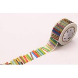 Washi Tape - Books 23mm x 10m