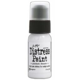 Picket Fence Distress Paint