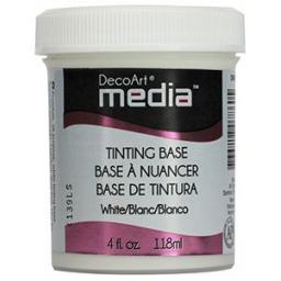 DecoArt Media Tinting base 4 fl oz.