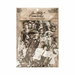 Tim Holtz Ideaology - Paper Dolls