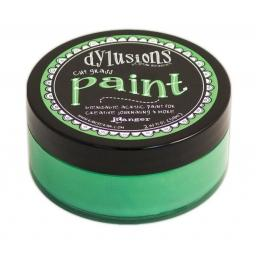 Dylusions Paint - Cut Grass
