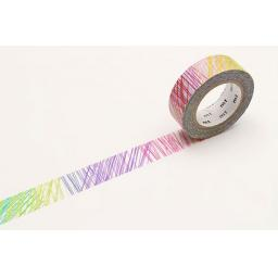 Washi Tape - Scribble