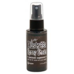 Ground Espresso-Distress Spray Stain