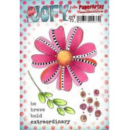 PaperArtsy - JOFY73 (A5 set trimmed on EZ)