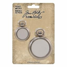Tim Holtz Ideaology -Pocket Watches