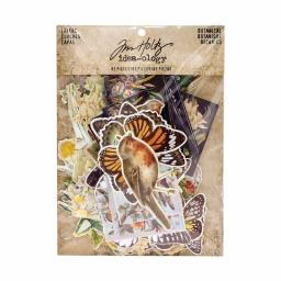 Tim Holtz Ideaology - Botanical Layers