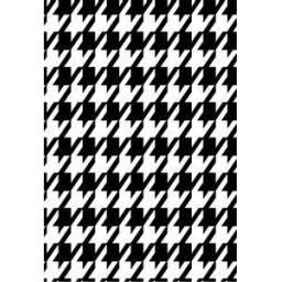 Dogtooth Background size A6 ( cut and mounted on cling cushioning )