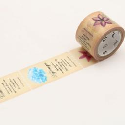 Washi Tape - Fab Flower