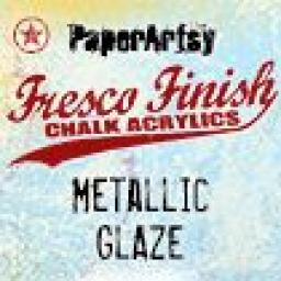 Fresco Finish Paint - Metallic Glaze
