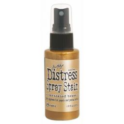 Tarnished Brass Distress Spray Stain