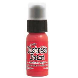 Candied Apple Distress Paint