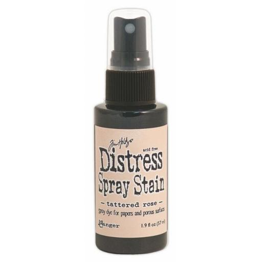 Tattered Rose Distress Spray Stain