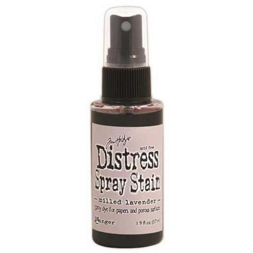 Milled Lavender Distress Spray Stain