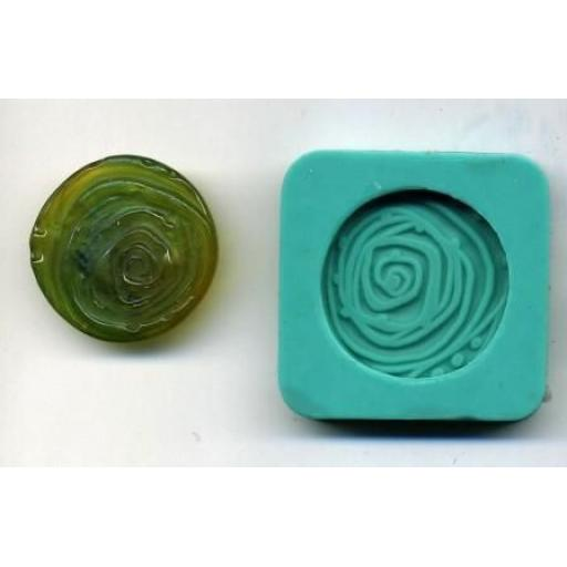 Karantha Silicone Mould- Rose