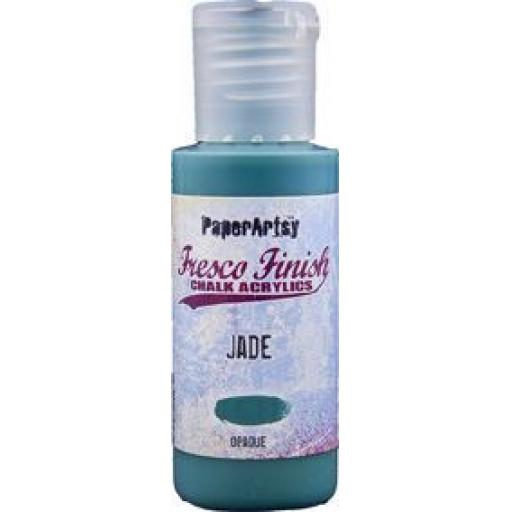Fresco Finish Paint - Jade