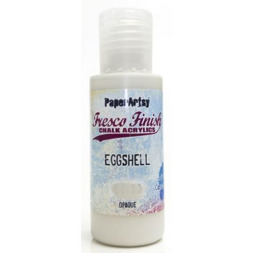 Fresco Finish Paint - Eggshell