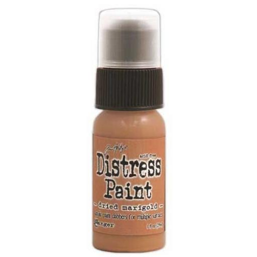 Dried Marigold Distress Paint