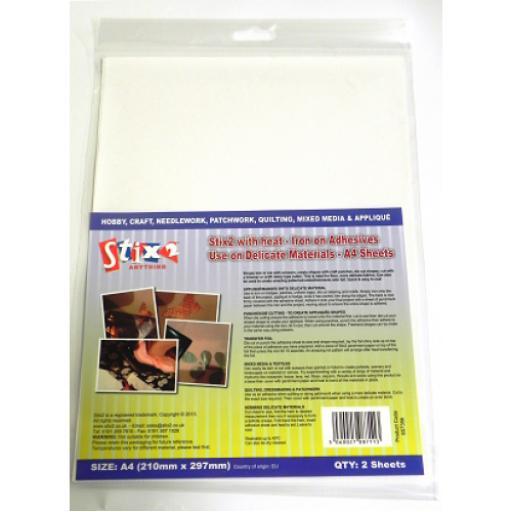 Stix 2 Delicate material Adhesive