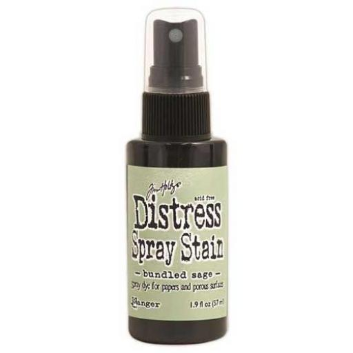 Bundled Sage Distress Spray Stain