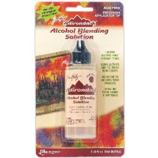 Tim Holtz Adirondack Alcohol Ink - Blending Solution
