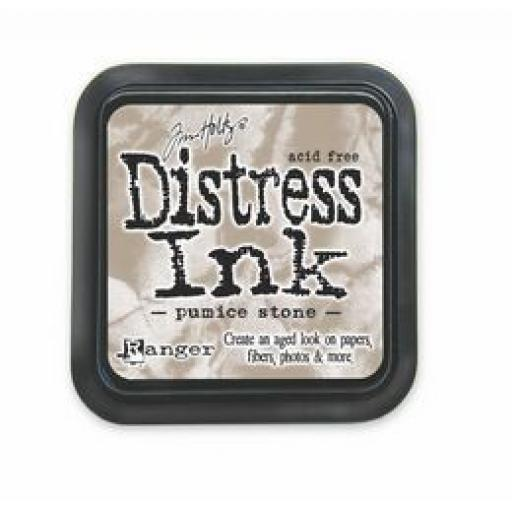 Pumice Stone- Distress Ink pad