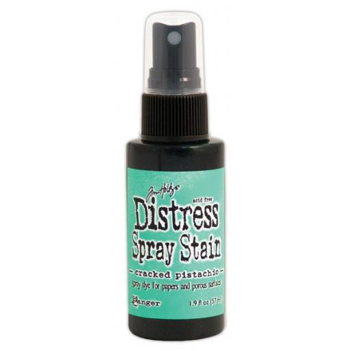 Cracked Pistachio Distress Stain Spray