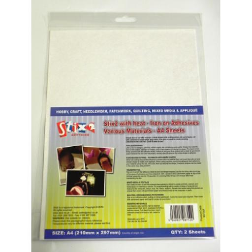 Stix 2 Various Material Adhesive