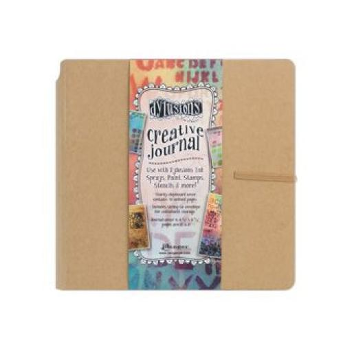 Dylusions Square Journal