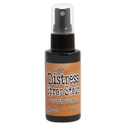 Rusty Hinge Distress Spray Stain