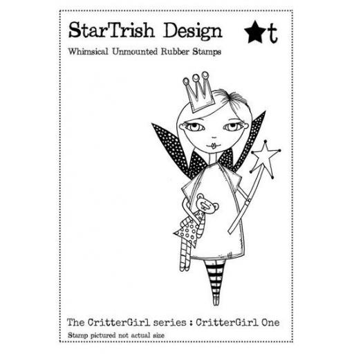 StarTrish Designs-CritterGirl One