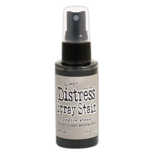 Pumice Stone Distress Spray Stain