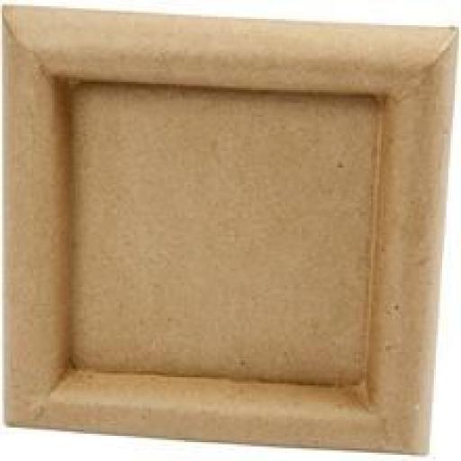 Papier Mache 3D Frame 20 x 20 cm