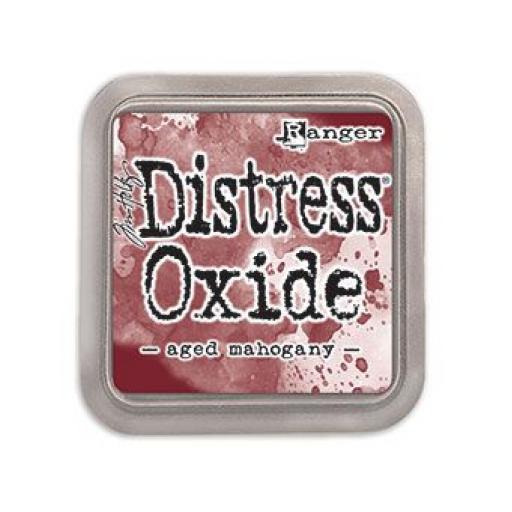 Distress Oxide- Aged Mahogany