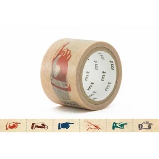 Washi Tape - Fab hands
