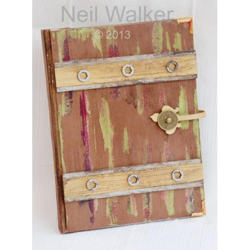 Book Cover Kit - Nuts and Bolts © Neil Walker