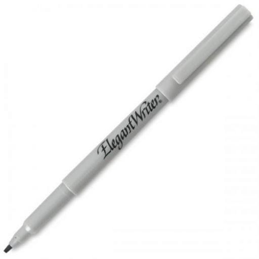 Elegant Writer - Medium Tip (2.5mm) - Black