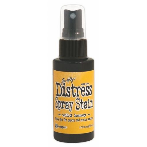 Wild Honey Distress Spray Stain