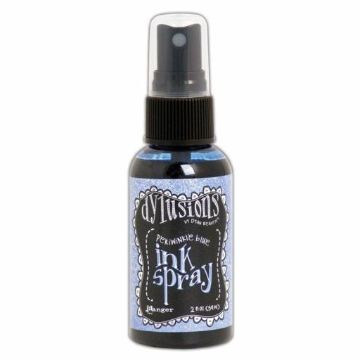 Dylusions Spray - Periwinkle Blue