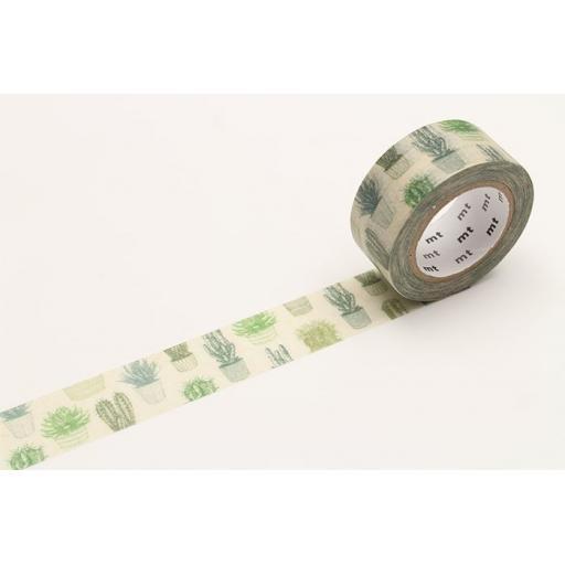 Washi Tape - Cactus