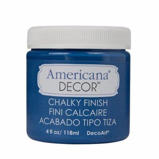 DecoArt Chalky Finish - Legacy 4 fl oz