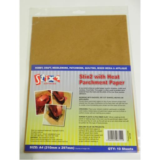 Stix 2 Parchment Paper