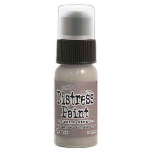 Pumice Stone Distress Paint