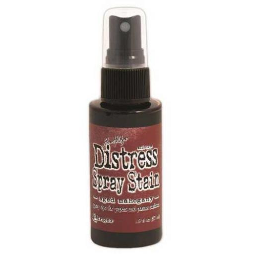 Aged Mahogany Distress Spray Stain