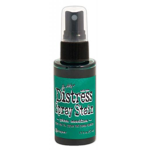 Pine Needles Distress Spray Stain